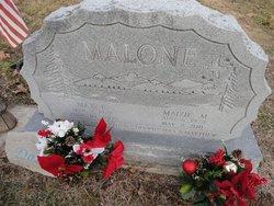 Maizie Marie <I>Walker</I> Malone