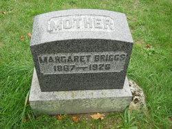 Margaret <I>Gerhardt</I> Briggs
