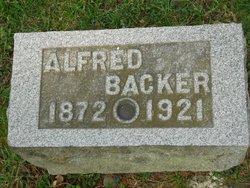 Alfred Backer
