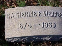 Katherine F. Werner
