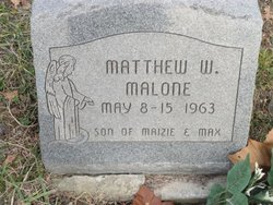 Matthew Wayne Malone
