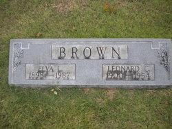 Elva L <I>Fullerton</I> Brown