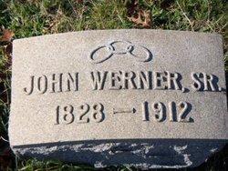 John Werner, Sr