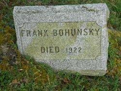 Frank Bohunsky