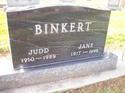 Jane Binkert