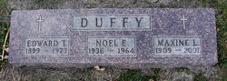Noel E. Duffy