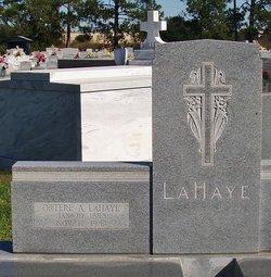 Ortere A. LaHaye