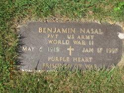 Benjamin Nasal
