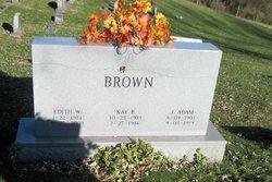 J Adam Brown