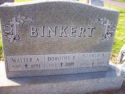 Gloria A <I>Binkert</I> Cyrak