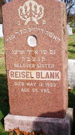 Reisel Blank