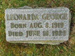 Leonarda George