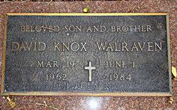 David Knox Walraven