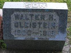Walter H. Gleistein