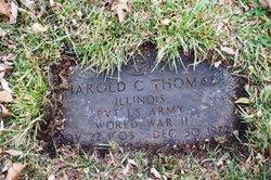 Harold C. Thomas