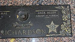 Jack Allen Richardson