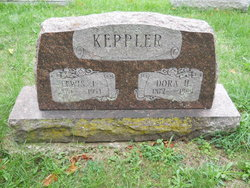Lewis J Keppler