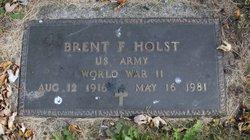 Brent F Holst