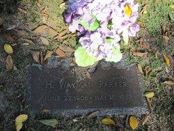 H Wayman Parker
