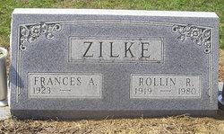 Rollin R. Zilke