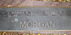 Barbara Ann <I>Porter</I> Morgan