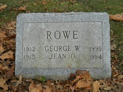 Jean O. Rowe