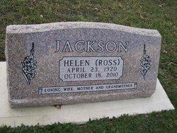 Helen Ross Jackson