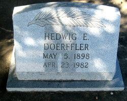 Hedwig Elise Doerffler