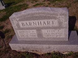 Harold D Barnhart