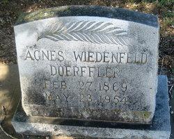 Agnes <I>Wiedenfeld</I> Doerffler