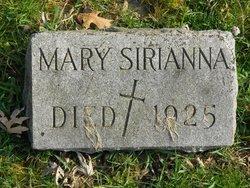 Mary Sirianna