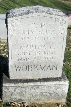 Martha Lou <I>Workman</I> Workman