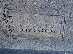 Edna Francis <I>Miller</I> Eldridge