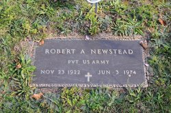 Robert A Newstead