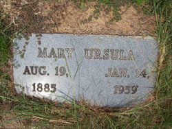 Mary Ursula Cranford