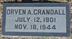 Orven A Crandall