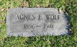 Agnes E. Wolf