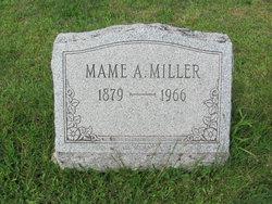 Mame A. <I>Uhler</I> Miller