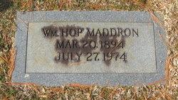 "William ""Hop"" Maddron"