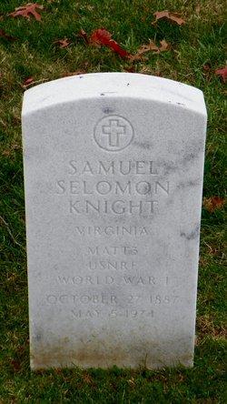 Samuel Selomon Knight