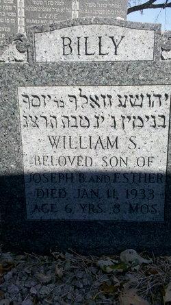 "William Sidney ""Billy"" Grossman"