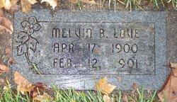 Melvin Love