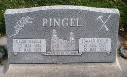 Helen <I>Wright</I> Pingel