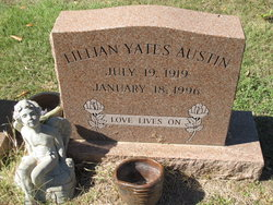 Lillian <I>Yates</I> Austin