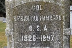 Col Samuel Prioleau Hamilton