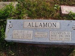 Mary Frances Allamon