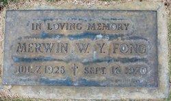 Merwin W Y Fong