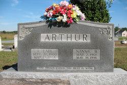 Herbert Earl Arthur