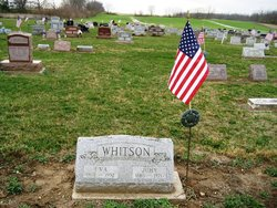 Eva Lena <I>Williams</I> Whitson
