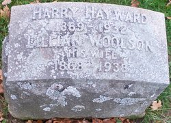 Lillian <I>Woolson</I> Hayward